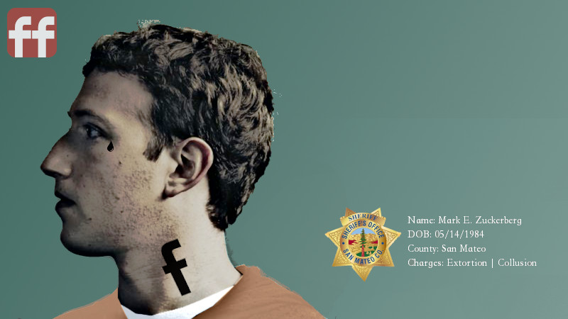 Mark Zuckerberg San Mateo County Jail