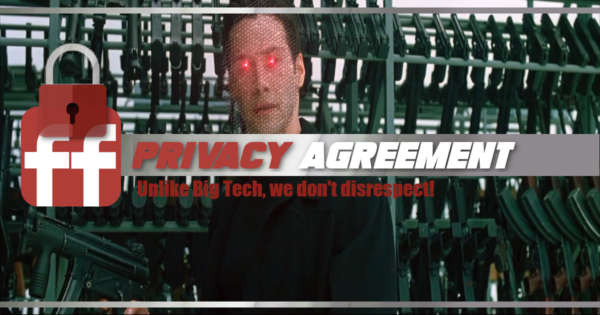 Privacy Agreement Page Featured Image